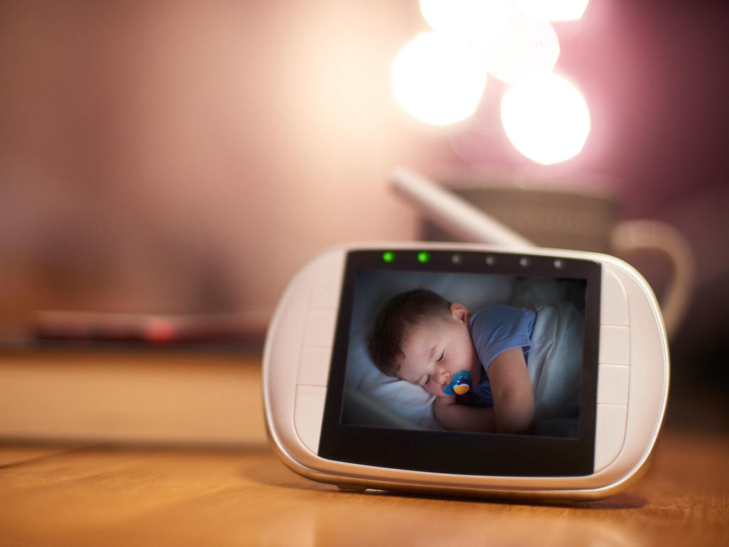 baby video monitor iphone compatible